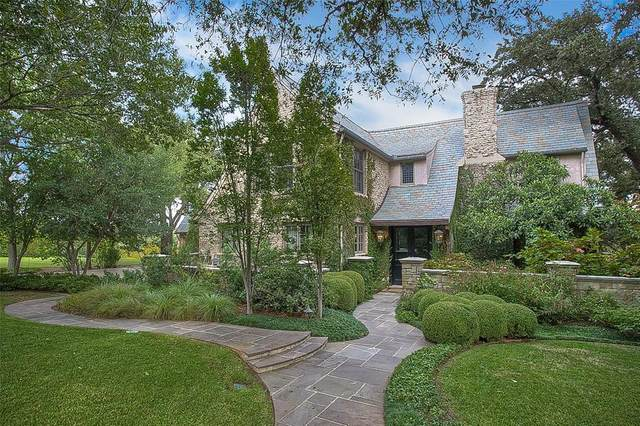 2117 Spanish Trail, Westover Hills, TX 76107 (MLS #14372627) :: North Texas Team | RE/MAX Lifestyle Property
