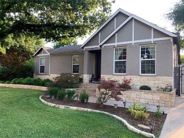 3003 Mercury Drive, Grapevine, TX 76051 (MLS #14372673) :: Baldree Home Team