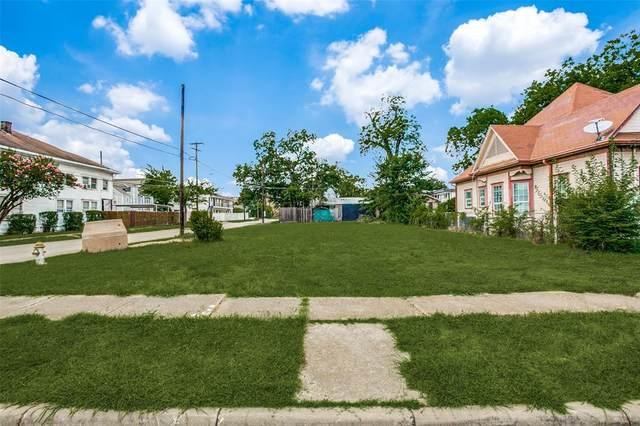 4701 Virginia Avenue, Dallas, TX 75204 (MLS #14372684) :: All Cities USA Realty