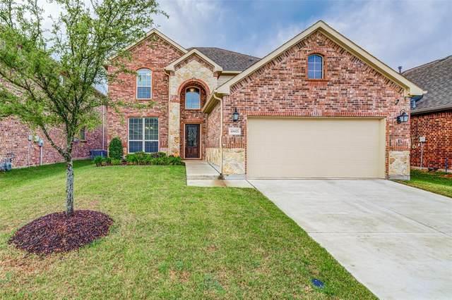10025 Long Branch Drive, Mckinney, TX 75071 (MLS #14372740) :: The Good Home Team