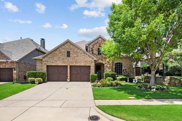 3432 Estes Park Lane, Mckinney, TX 75070 (MLS #14372845) :: The Mitchell Group