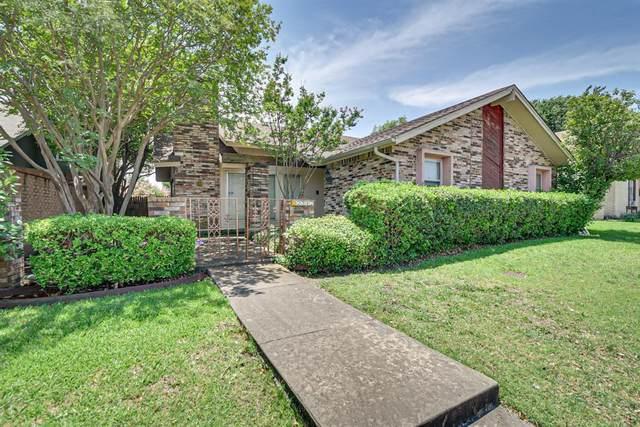 2312 Statler Drive, Carrollton, TX 75007 (MLS #14372847) :: Team Tiller