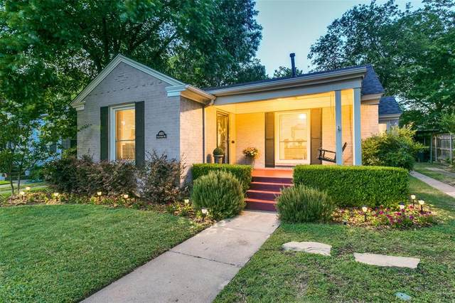 4024 Collinwood Avenue, Fort Worth, TX 76107 (MLS #14372882) :: The Mitchell Group