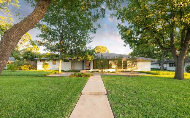 7326 Baxtershire Drive, Dallas, TX 75230 (MLS #14372912) :: The Mauelshagen Group