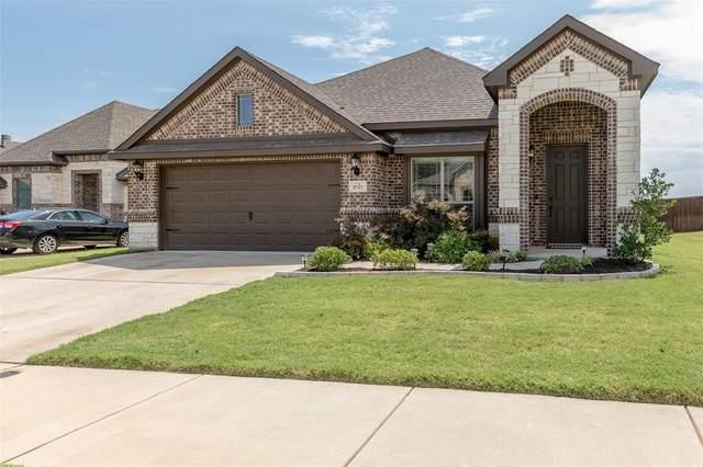 12321 Cedar Knoll Drive, Burleson, TX 76028 (MLS #14372943) :: RE/MAX Pinnacle Group REALTORS