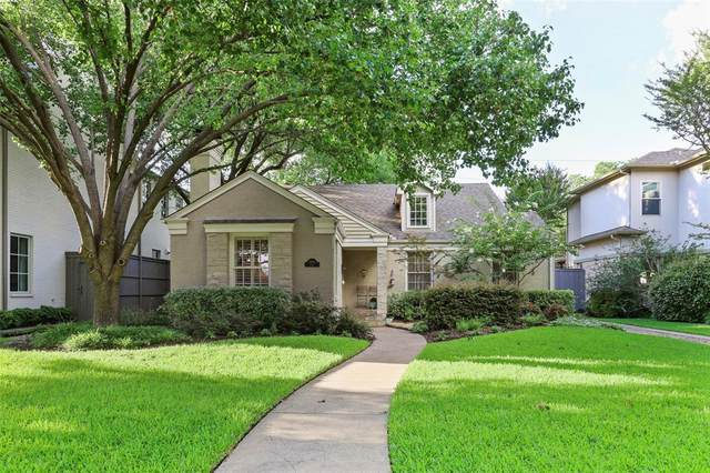 4404 Amherst Avenue, University Park, TX 75225 (MLS #14372965) :: Robbins Real Estate Group