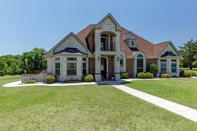 145 County Road 2327, Decatur, TX 76234 (MLS #14372967) :: Trinity Premier Properties
