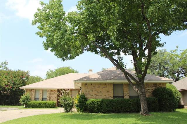 1865 Pecos Street, Lewisville, TX 75077 (MLS #14372971) :: The Mauelshagen Group