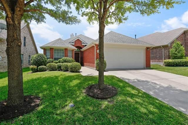 813 Ferrule Drive, Mckinney, TX 75069 (MLS #14372977) :: All Cities USA Realty