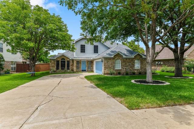1708 Fuqua Drive, Flower Mound, TX 75028 (MLS #14373043) :: Hargrove Realty Group