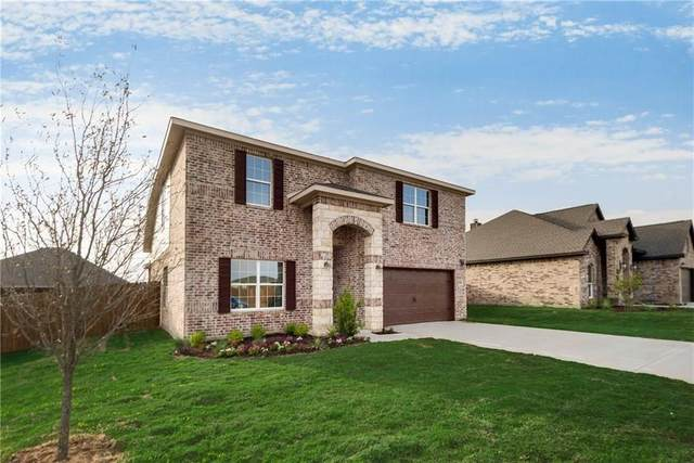 4006 Highplains Drive, Sanger, TX 76266 (MLS #14373069) :: Baldree Home Team