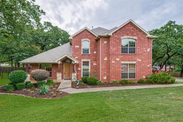 3214 Hidden Springs Drive, Corinth, TX 76210 (MLS #14373102) :: Baldree Home Team