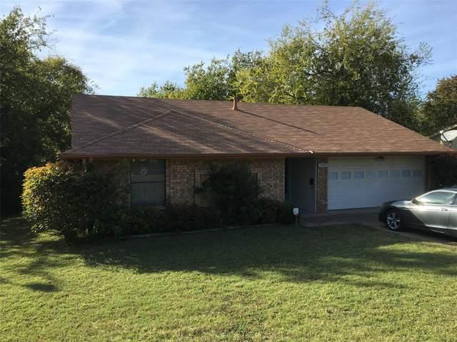 1410 Sloan Street, Weatherford, TX 76086 (MLS #14373125) :: The Good Home Team