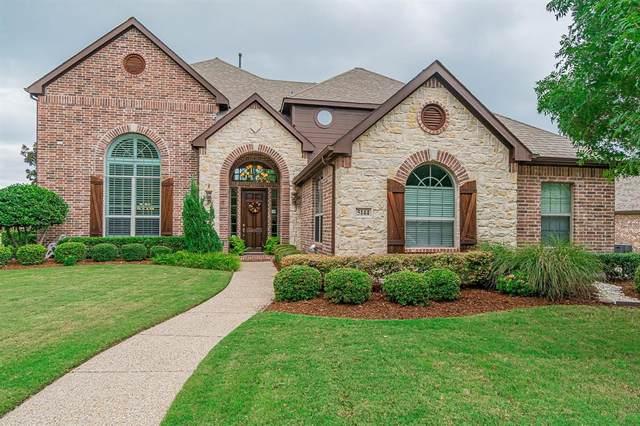 5144 Pond View Lane, Fairview, TX 75069 (MLS #14373137) :: Baldree Home Team
