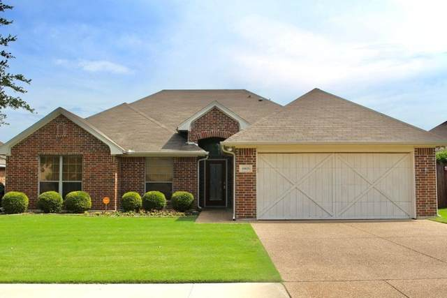 10825 Golfview Way, Benbrook, TX 76126 (MLS #14373174) :: North Texas Team | RE/MAX Lifestyle Property