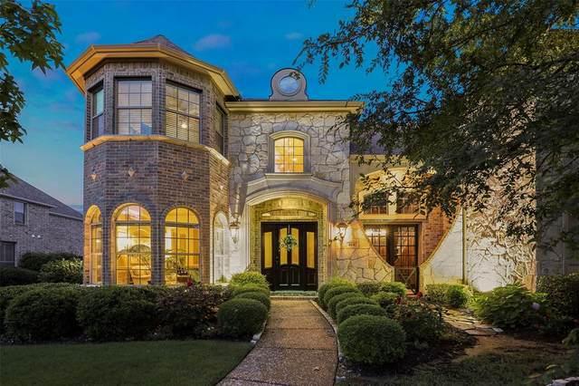 213 Stockton Drive, Southlake, TX 76092 (MLS #14373206) :: The Mitchell Group
