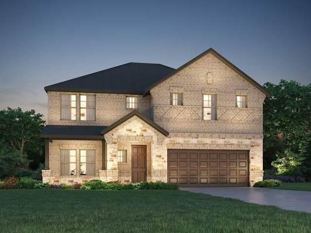 9512 Abington Avenue, Fort Worth, TX 76131 (MLS #14373290) :: Team Tiller