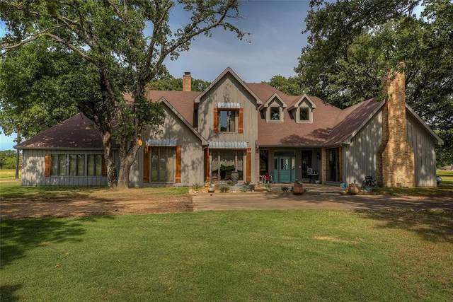 4761 County Road 3519, Greenville, TX 75402 (MLS #14373321) :: The Heyl Group at Keller Williams