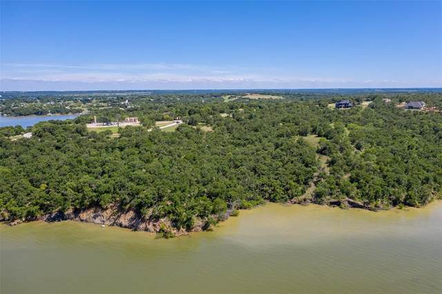 Lot 29 Cimmarron Bay Drive, Runaway Bay, TX 76426 (MLS #14373348) :: The Kimberly Davis Group