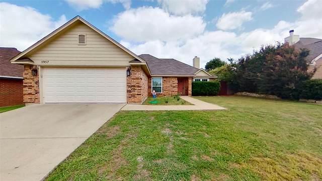 5957 Sundown Drive, Watauga, TX 76148 (MLS #14373360) :: Justin Bassett Realty