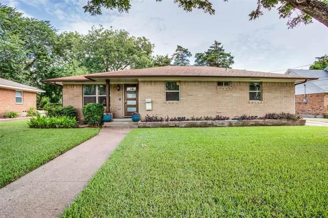 2905 Bridal Wreath Lane, Dallas, TX 75233 (MLS #14373370) :: The Heyl Group at Keller Williams