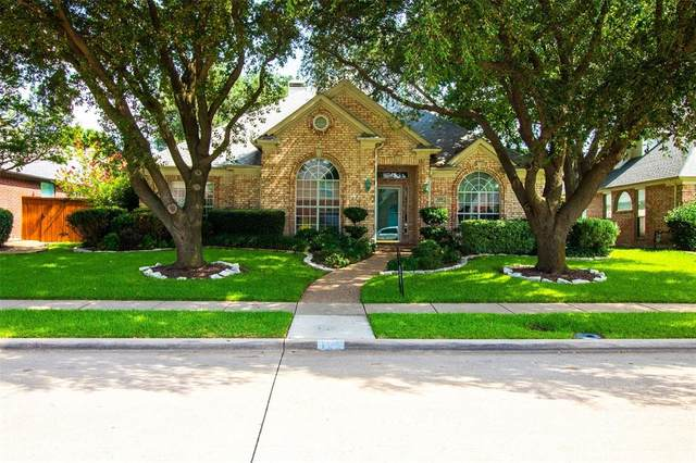 122 Wynnpage Drive, Coppell, TX 75019 (MLS #14373378) :: Hargrove Realty Group