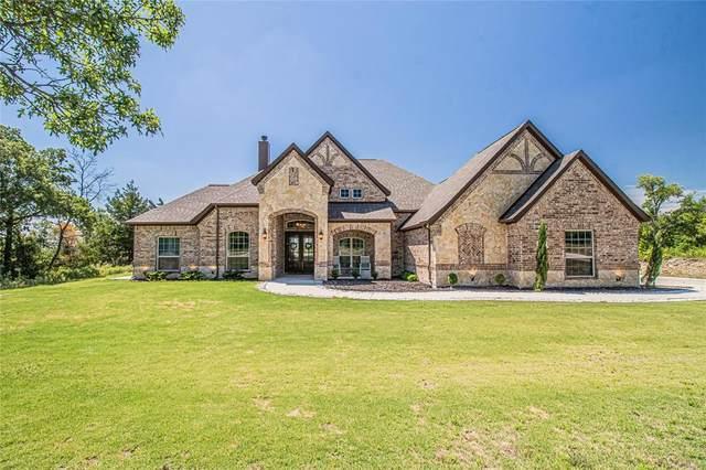 3661 J E Woody Road, Springtown, TX 76082 (MLS #14373394) :: NewHomePrograms.com LLC