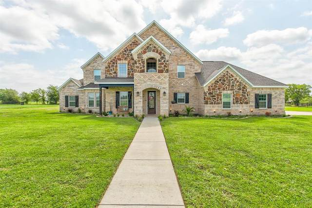 517 Gipson Manor Court, Crowley, TX 76036 (MLS #14373404) :: The Mitchell Group