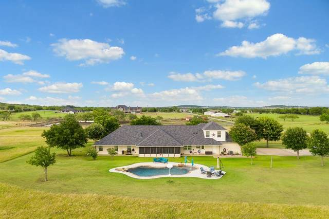 2701 SW Hulen Street, Burleson, TX 76028 (MLS #14373416) :: Baldree Home Team