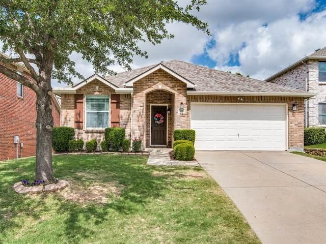 12753 Drexel Street, Frisco, TX 75035 (MLS #14373429) :: The Rhodes Team