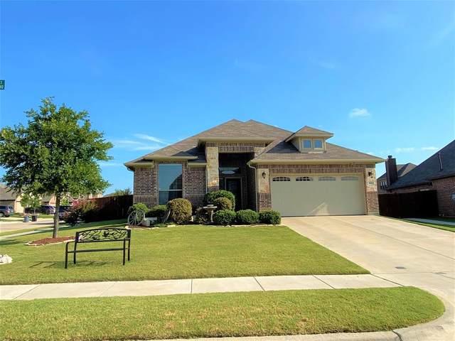 616 Rocky Haven Court, Saginaw, TX 76179 (MLS #14373433) :: The Kimberly Davis Group