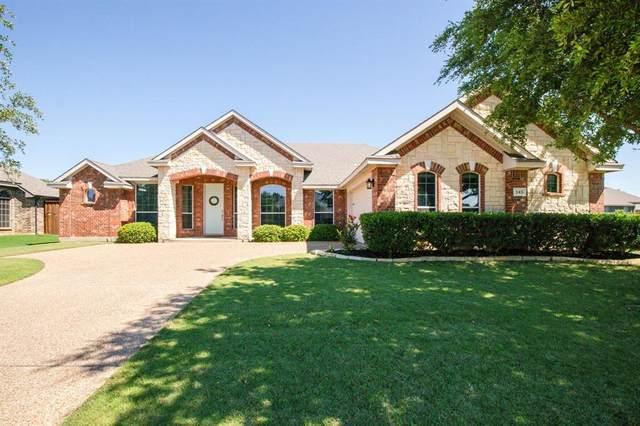 345 Cedar Crest Drive, Justin, TX 76247 (MLS #14373444) :: North Texas Team | RE/MAX Lifestyle Property