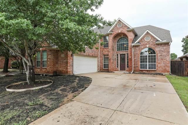 4117 Creek Hill Lane, Corinth, TX 76208 (MLS #14373468) :: Baldree Home Team