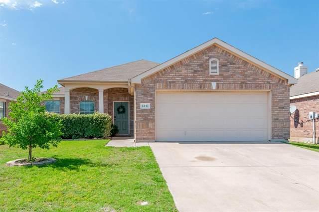 6217 Chalk Hollow Drive, Fort Worth, TX 76179 (MLS #14373481) :: Tenesha Lusk Realty Group