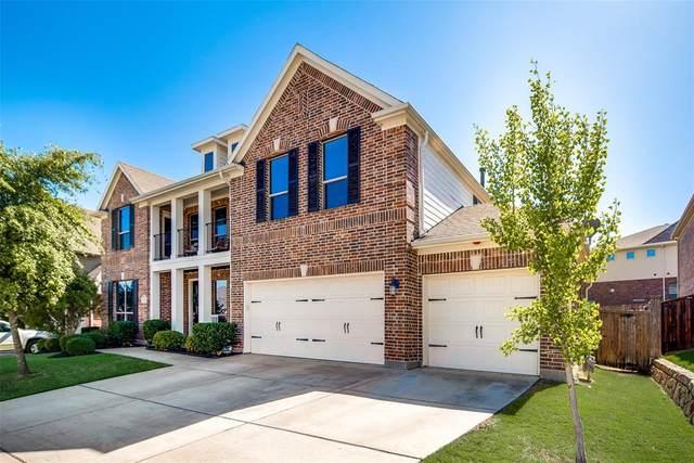 417 Aylesbury Drive, Roanoke, TX 76262 (MLS #14373514) :: Century 21 Judge Fite Company