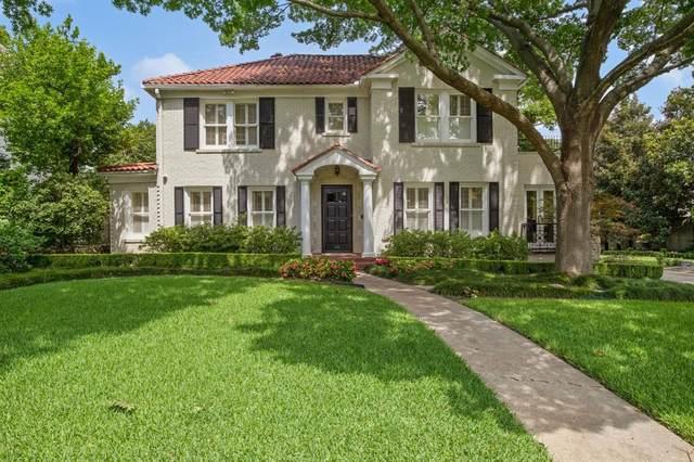 1511 Washington Terrace, Fort Worth, TX 76107 (MLS #14373534) :: Justin Bassett Realty