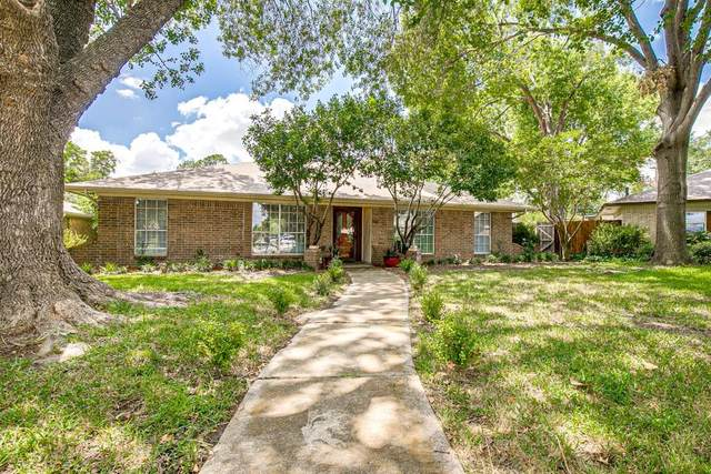 708 Michelle Way, Mesquite, TX 75149 (MLS #14373584) :: The Good Home Team