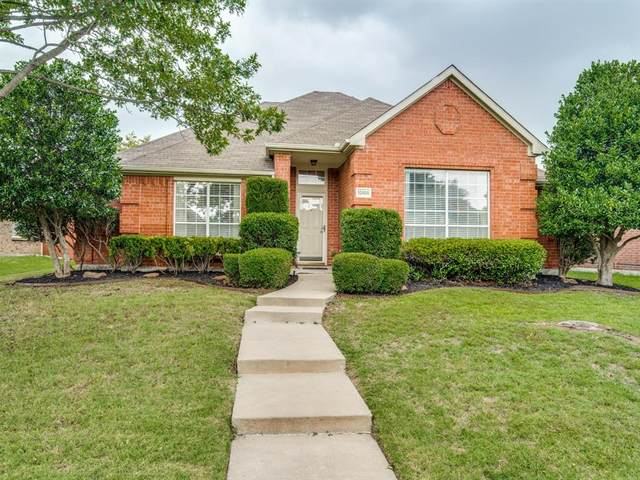 10100 Mallory Drive, Frisco, TX 75035 (MLS #14373598) :: The Good Home Team