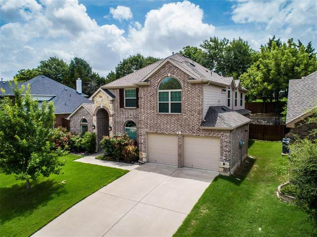 411 Hageman Lane, Cedar Hill, TX 75104 (MLS #14373605) :: Robbins Real Estate Group