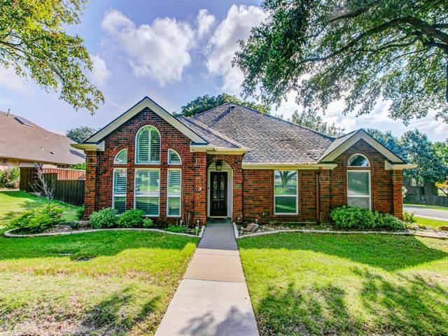 600 Ranier Court, Highland Village, TX 75077 (MLS #14373606) :: Baldree Home Team