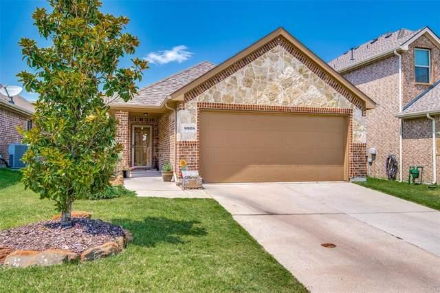 9928 Pronghorn Road, Mckinney, TX 75071 (MLS #14373620) :: The Good Home Team