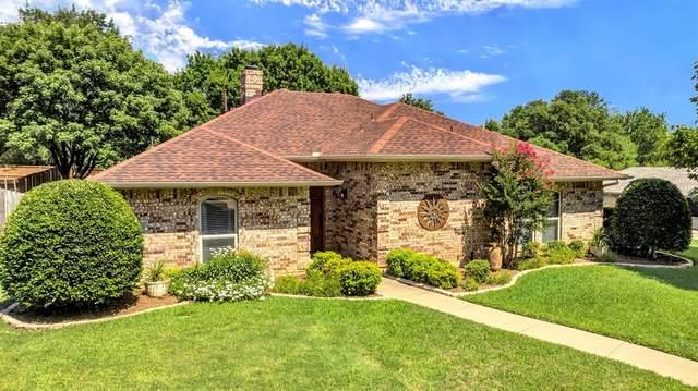 437 Copperas Trail, Highland Village, TX 75077 (MLS #14373624) :: Baldree Home Team