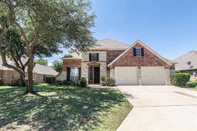 7709 Owl Creek Lane, Mckinney, TX 75072 (MLS #14373647) :: The Good Home Team