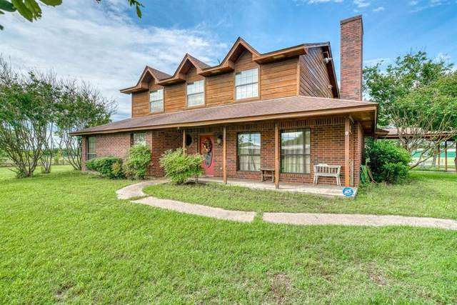 120 Cedar Way, Normangee, TX 77871 (MLS #14373705) :: Maegan Brest | Keller Williams Realty