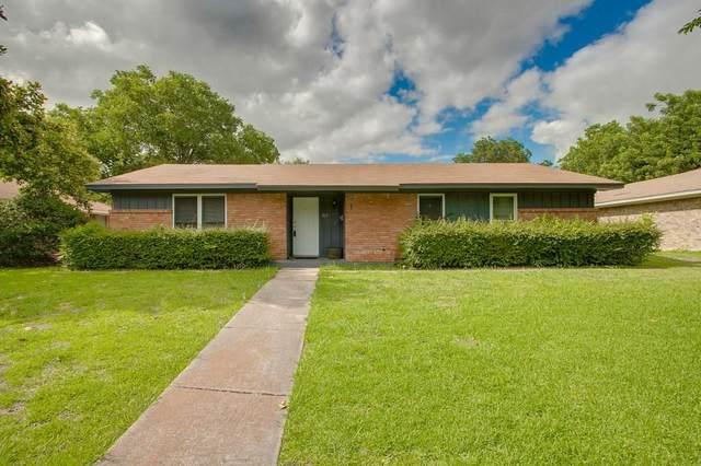 813 Poinsettia Drive, Lancaster, TX 75146 (MLS #14373724) :: The Hornburg Real Estate Group