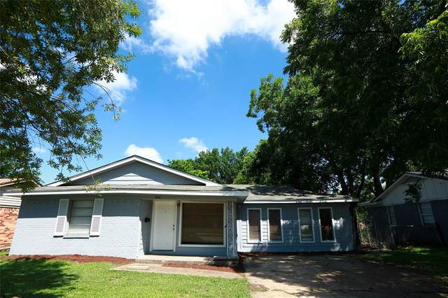 3345 Caribbean Drive, Mesquite, TX 75150 (MLS #14373730) :: All Cities USA Realty