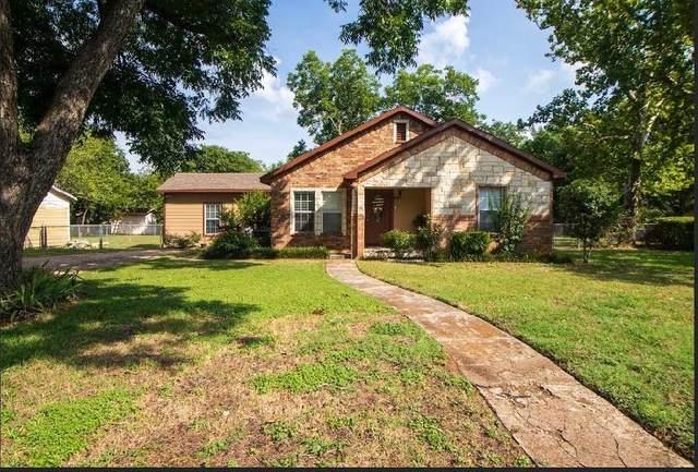 443 Bales Street, Cleburne, TX 76033 (MLS #14373735) :: Team Tiller