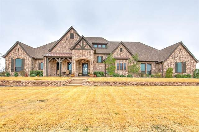 2461 County Road 1227, Cleburne, TX 76033 (MLS #14373761) :: Robbins Real Estate Group