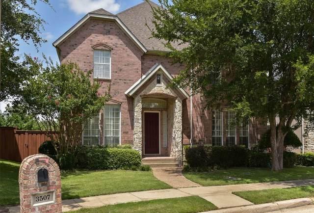 3507 University Park Lane, Irving, TX 75062 (MLS #14373772) :: All Cities USA Realty