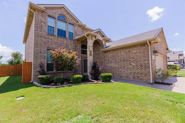 1326 Hill View Trail, Wylie, TX 75098 (MLS #14373795) :: Baldree Home Team